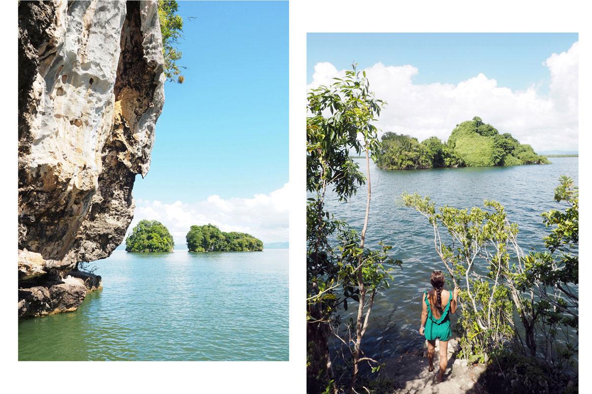 loshaitises nationalpark dominikanische republik - Los Haitises National Park in Samana in der dominikanischen Republik
