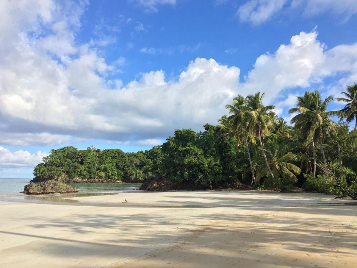 strand samana domrep 1 - Ausflugstipps & Sehenswertes auf der Halbinsel Samana in der dominikanischen Republik