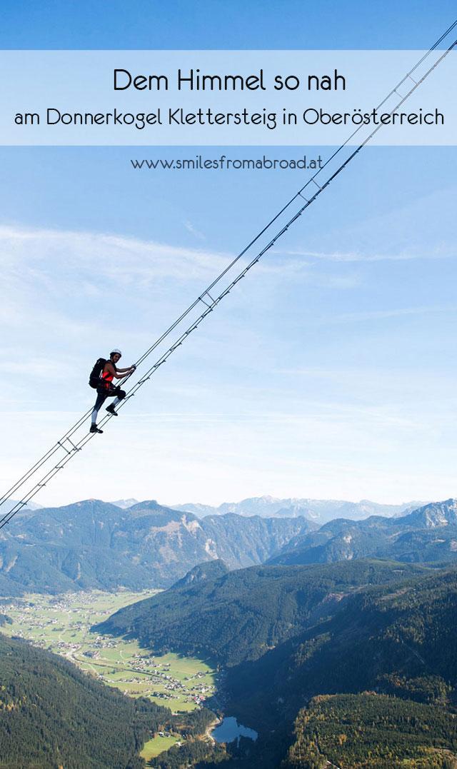 donnerkogel klettersteig pinterest - (Deutsch) Der Donnerkogel Klettersteig in Oberösterreich