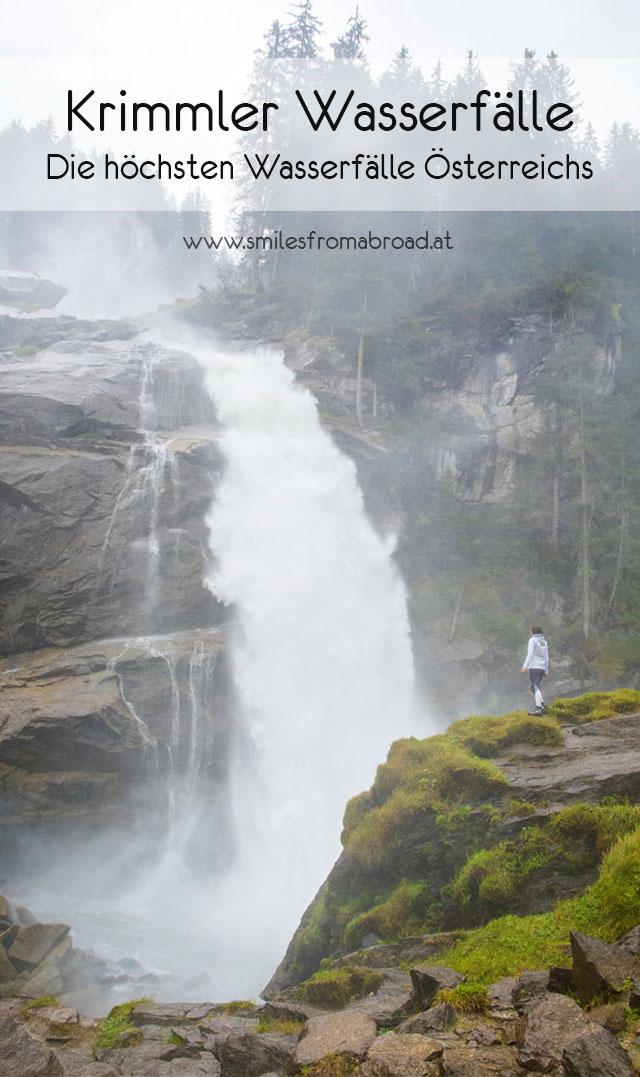 krimmler wasserfaelle pinterest - (Deutsch) Die Krimmler Wasserfälle - die höchsten Wasserfälle Österreichs
