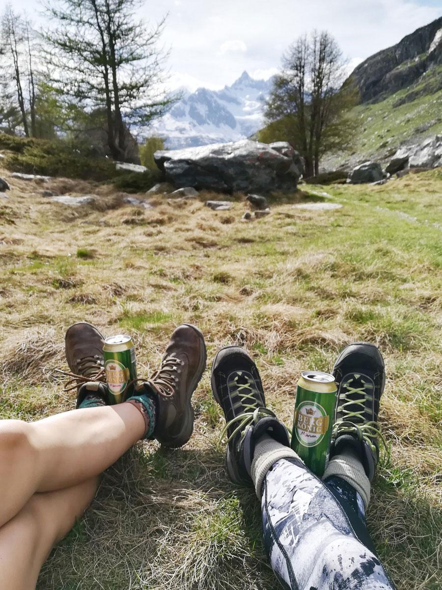 5seenwanderung zermatt schweiz 1 - 5 Seen Wanderung Zermatt - Stellisee, Grindjisee, Grünsee, Moosjiesee, Leisee