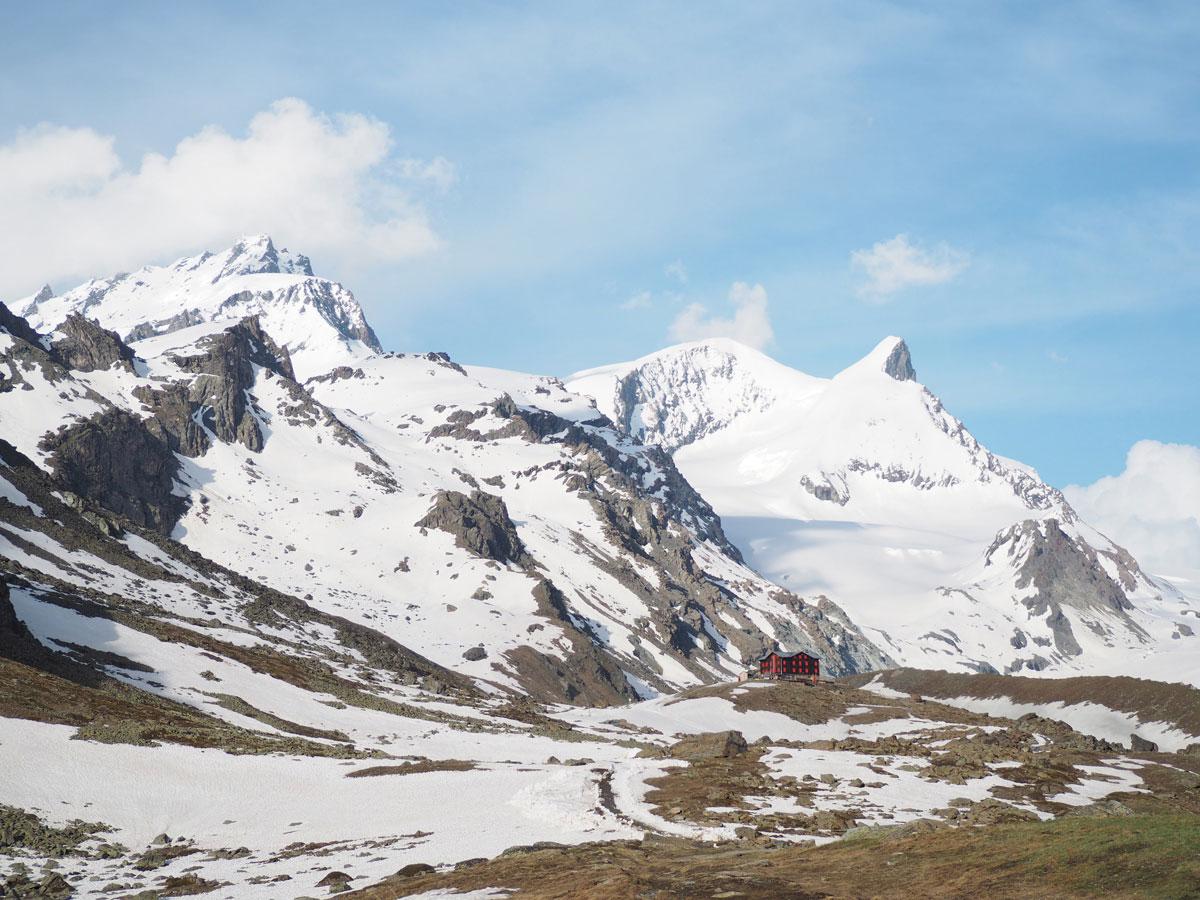5seenwanderung zermatt schweiz 7 - 5 Seen Wanderung Zermatt - Stellisee, Grindjisee, Grünsee, Moosjiesee, Leisee