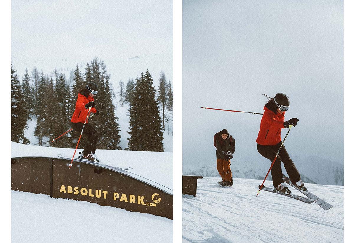 absolutpark funpark flachauwinkl - Schnee, Spaß & Abenteuer in der Salzburger Sportwelt im Salzburger Land