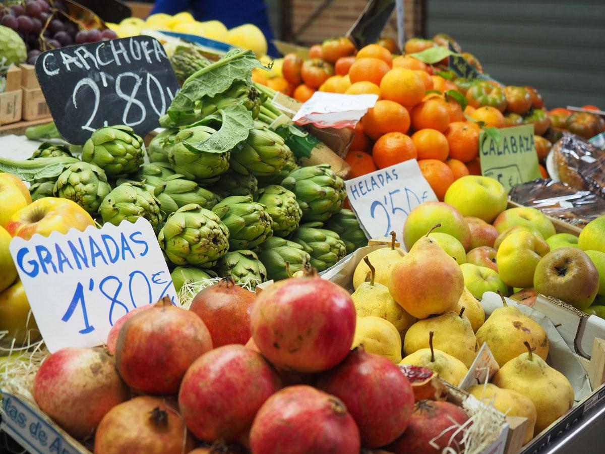 central market valencia 3 - Valencia erkunden - Reiseplanung, Highlights, Ausflugstipps