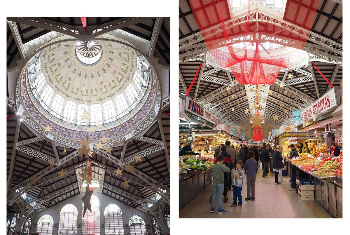 central market valencia - Valencia erkunden - Reiseplanung, Highlights, Ausflugstipps