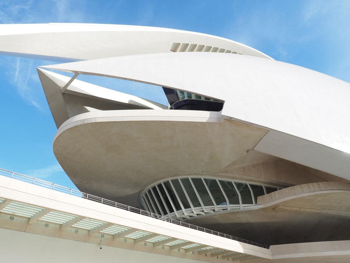 ciutat de les arts ciences valencia 11 - Valencia erkunden - Reiseplanung, Highlights, Ausflugstipps