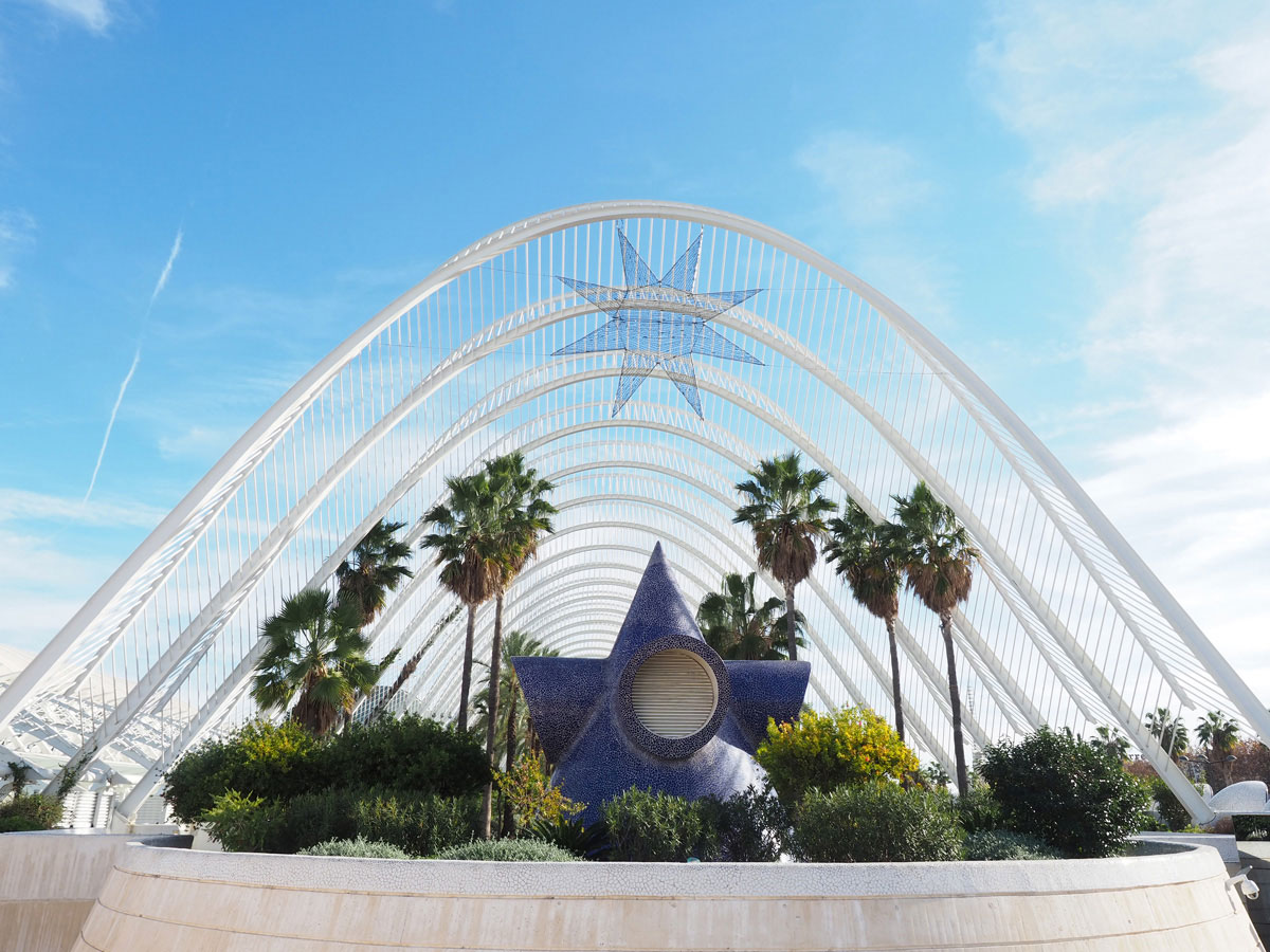 ciutat de les arts ciences valencia 17 - Valencia erkunden - Reiseplanung, Highlights, Ausflugstipps