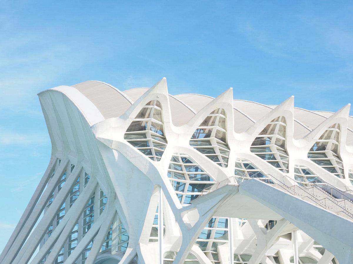 ciutat de les arts ciences valencia 7 - Valencia erkunden - Reiseplanung, Highlights, Ausflugstipps