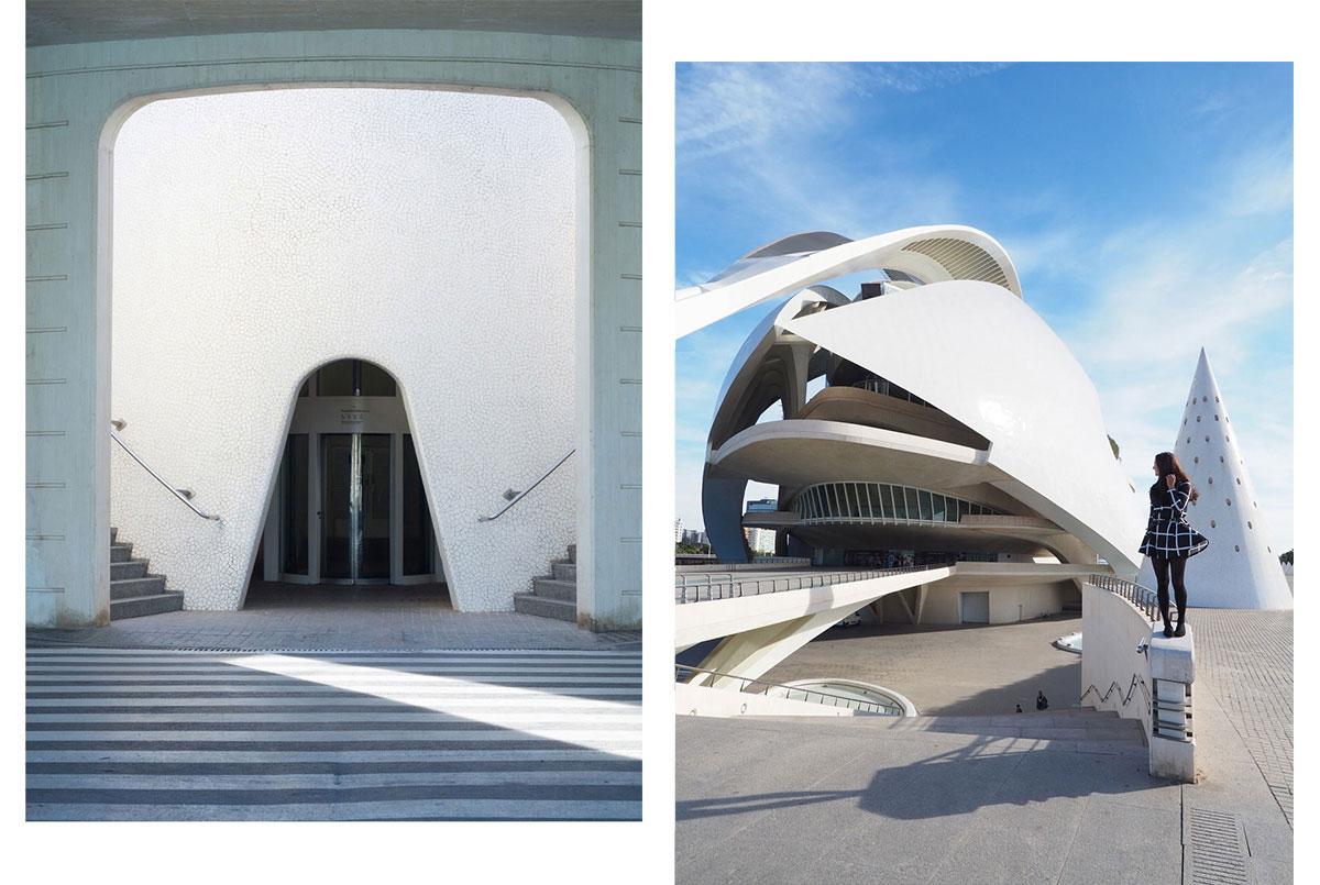 ciutat de les arts ciences valencia - Valencia erkunden - Reiseplanung, Highlights, Ausflugstipps