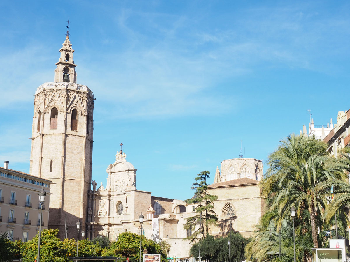 el micalet valencia 4 - Valencia erkunden - Reiseplanung, Highlights, Ausflugstipps