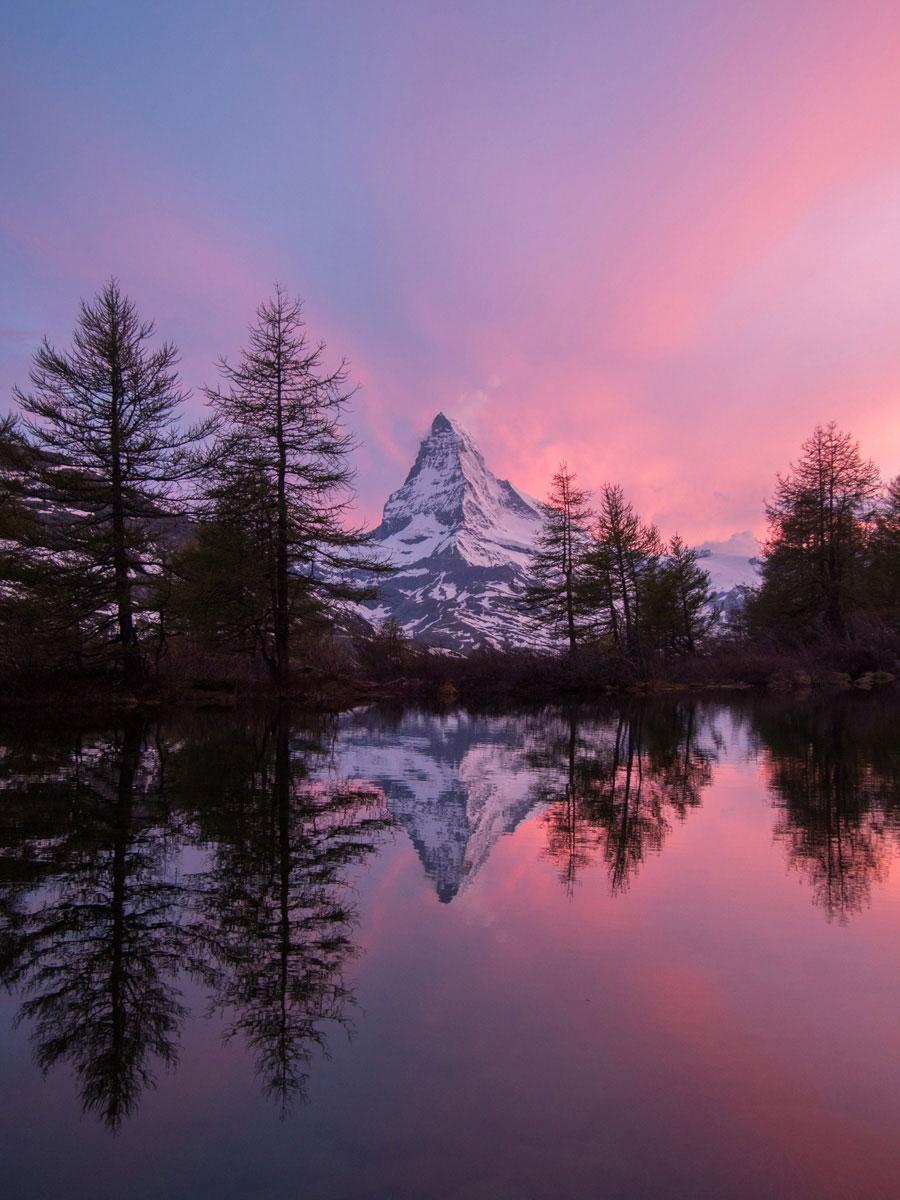 grindjisee zermatt schweiz 4 - 5 Seen Wanderung Zermatt - Stellisee, Grindjisee, Grünsee, Moosjiesee, Leisee