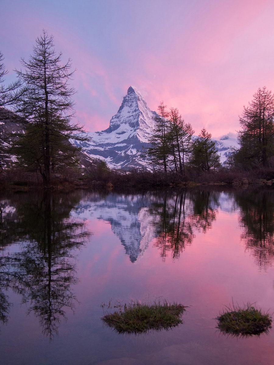 grindjisee zermatt schweiz 5 - 5 Seen Wanderung Zermatt - Stellisee, Grindjisee, Grünsee, Moosjiesee, Leisee
