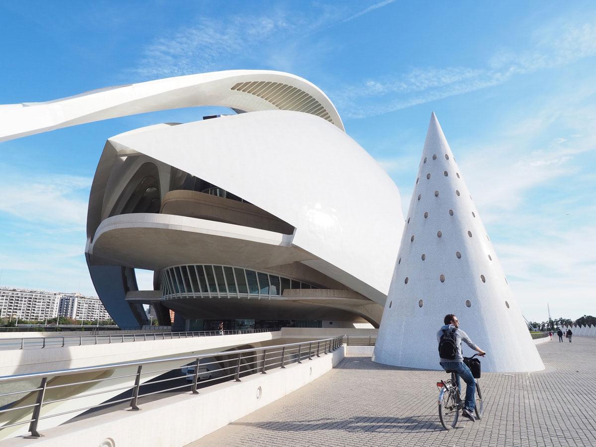 mit dem rad valencia 4 - Valencia erkunden - Reiseplanung, Highlights, Ausflugstipps