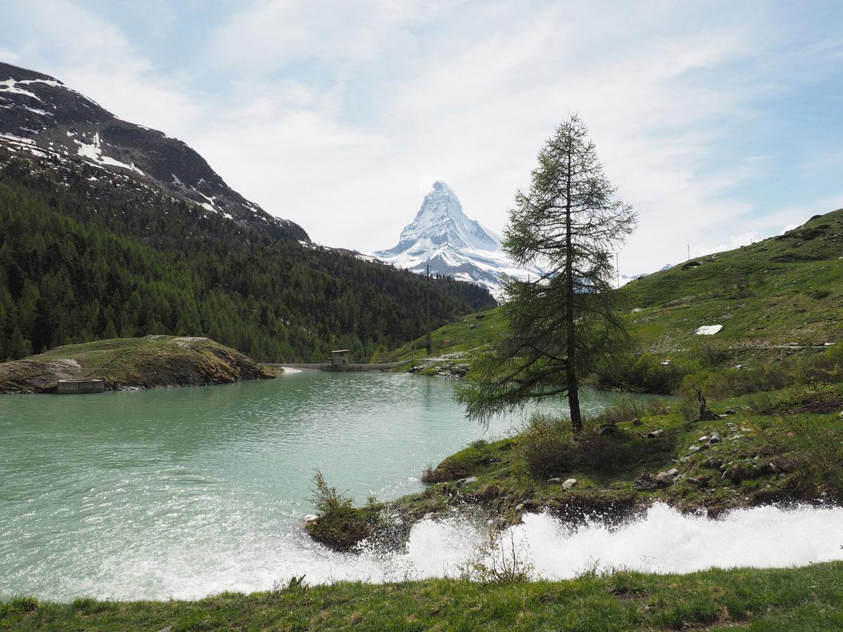 moosjiesee zermatt schweiz - 5 Seen Wanderung Zermatt - Stellisee, Grindjisee, Grünsee, Moosjiesee, Leisee