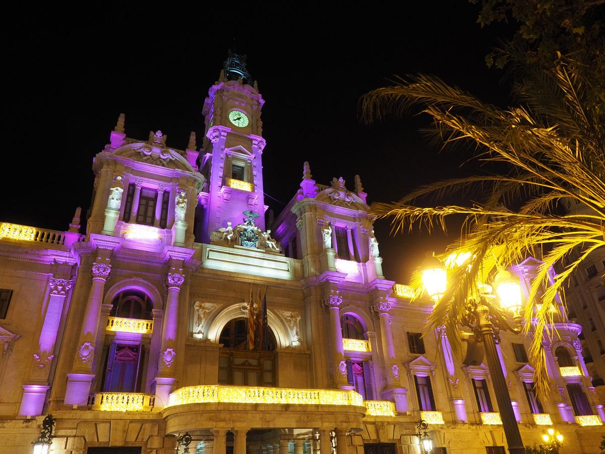 plaza Ayuntamiento valencia 1 - Valencia erkunden - Reiseplanung, Highlights, Ausflugstipps