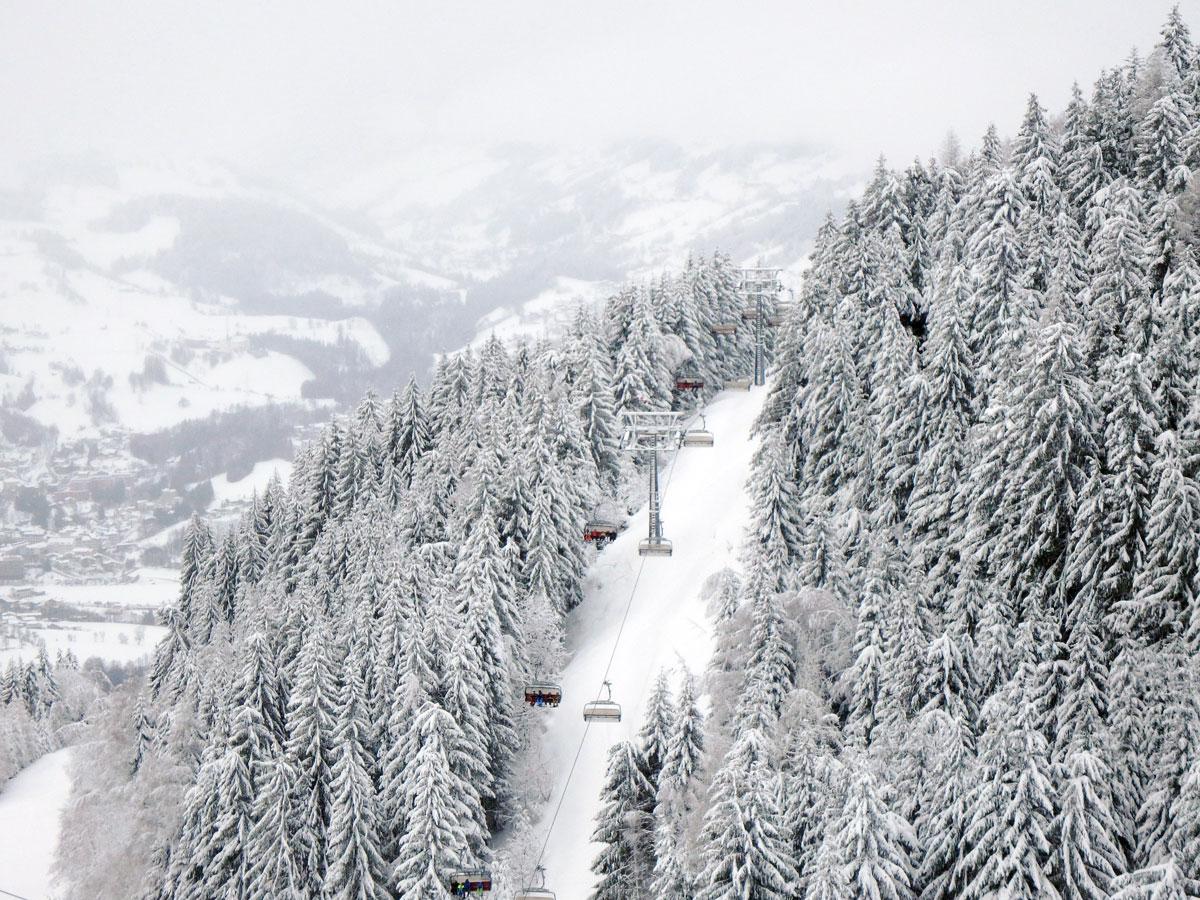 powder stjohann 1 - Schnee, Spaß & Abenteuer in der Salzburger Sportwelt im Salzburger Land
