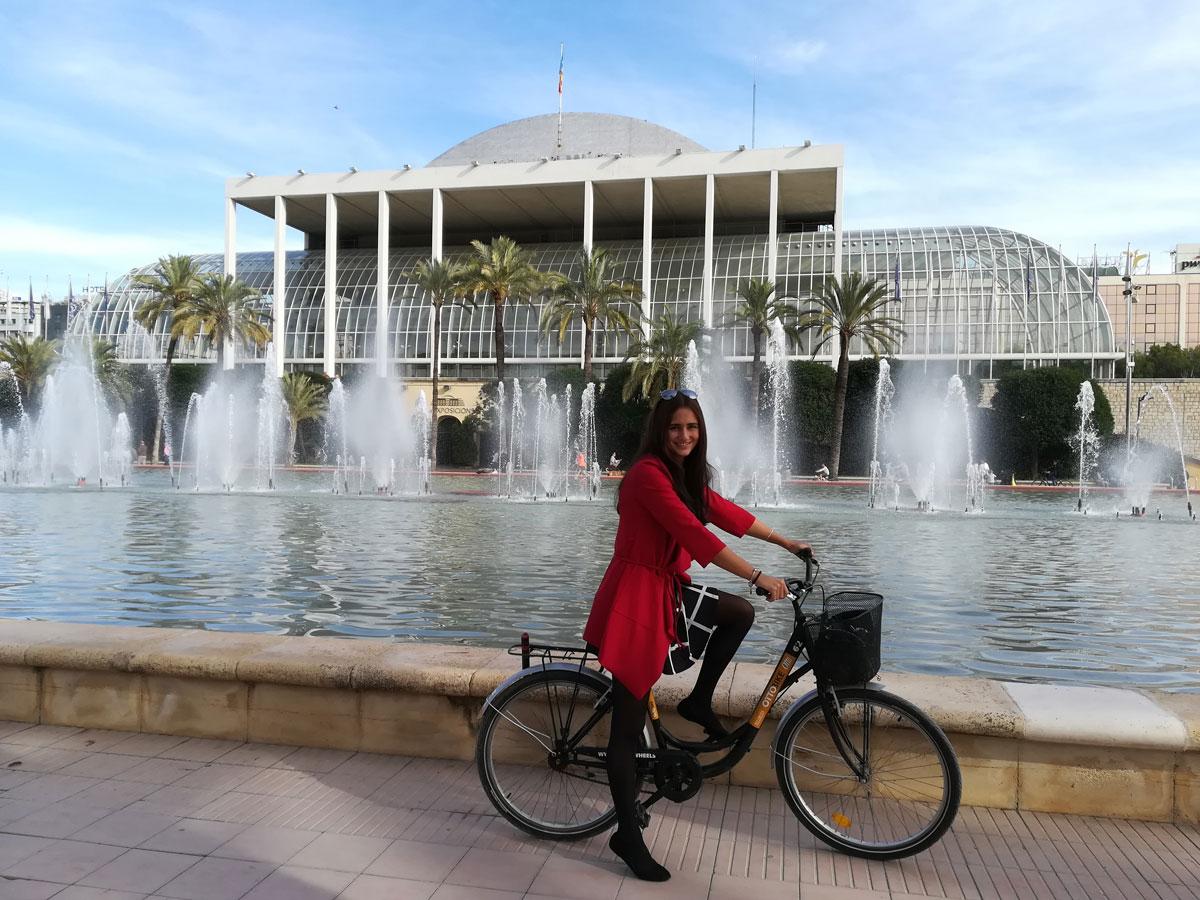 radtour valencia 1 - Valencia erkunden - Reiseplanung, Highlights, Ausflugstipps