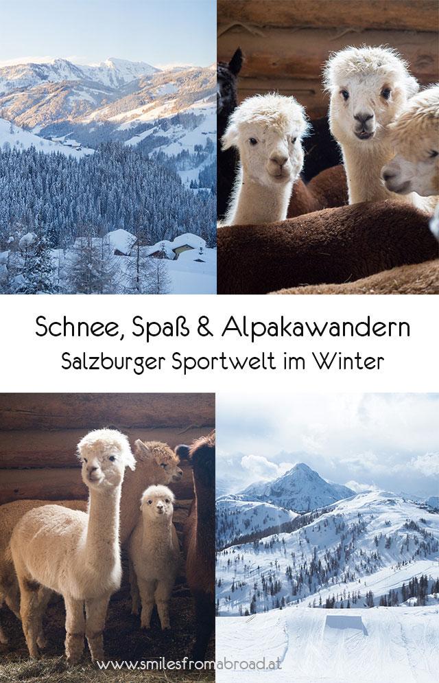 salzburgersportwelt pinterest1 - Schnee, Spaß & Abenteuer in der Salzburger Sportwelt im Salzburger Land