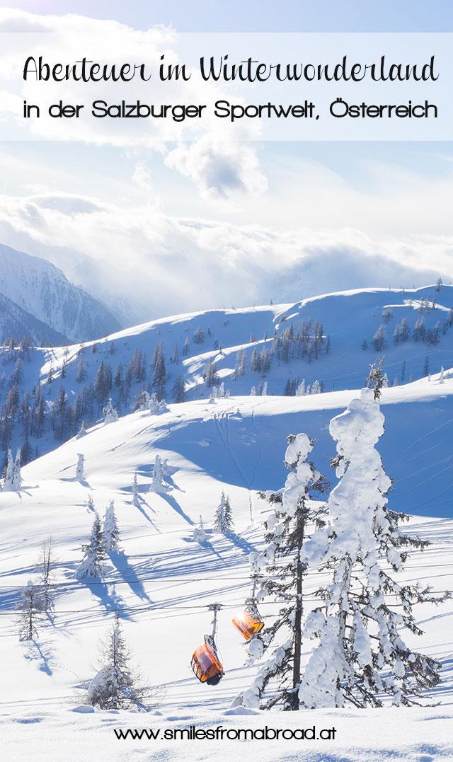 salzburgersportwelt pinterest2 - Schnee, Spaß & Abenteuer in der Salzburger Sportwelt im Salzburger Land