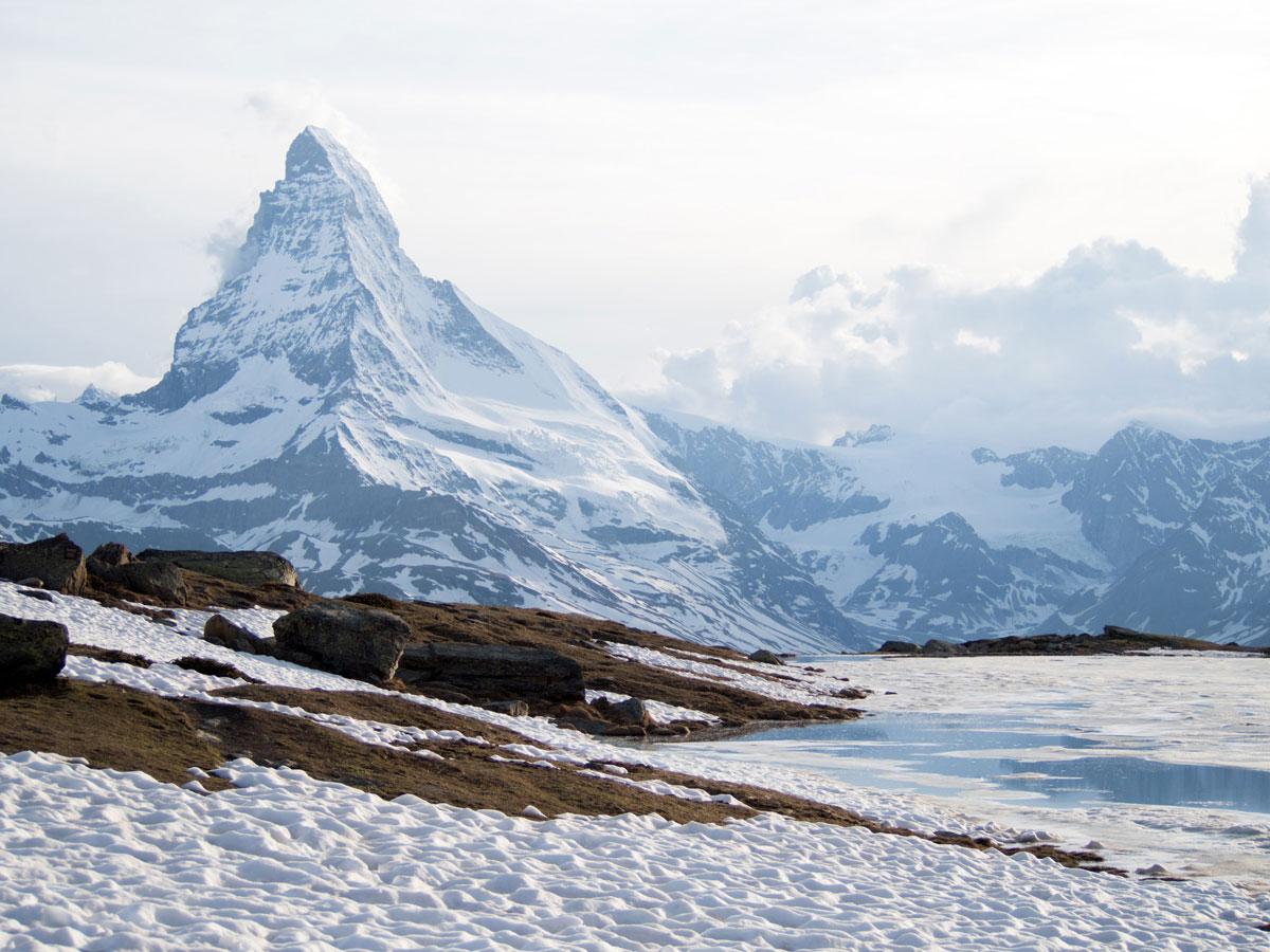stellisee zermatt schweiz 1 - 5 Seen Wanderung Zermatt - Stellisee, Grindjisee, Grünsee, Moosjiesee, Leisee