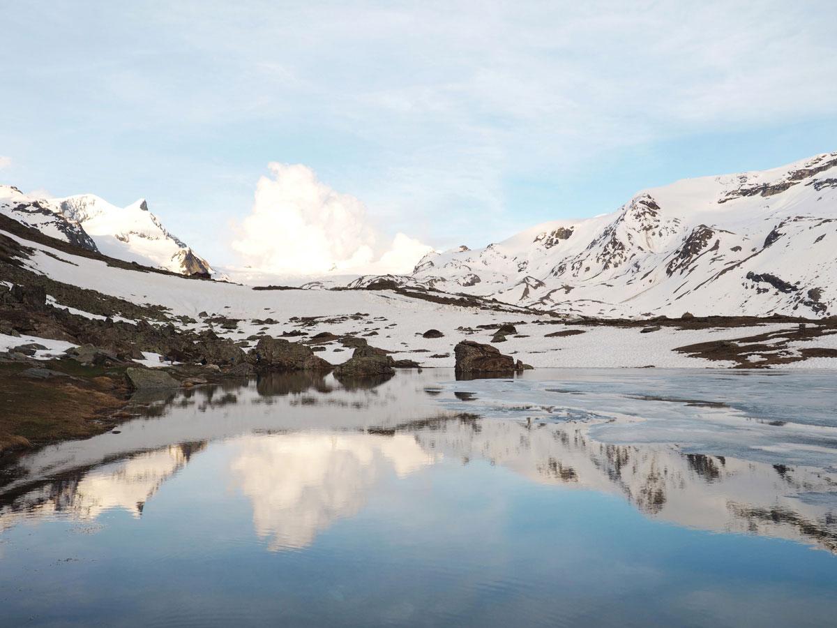 stellisee zermatt schweiz 3 - 5 Seen Wanderung Zermatt - Stellisee, Grindjisee, Grünsee, Moosjiesee, Leisee