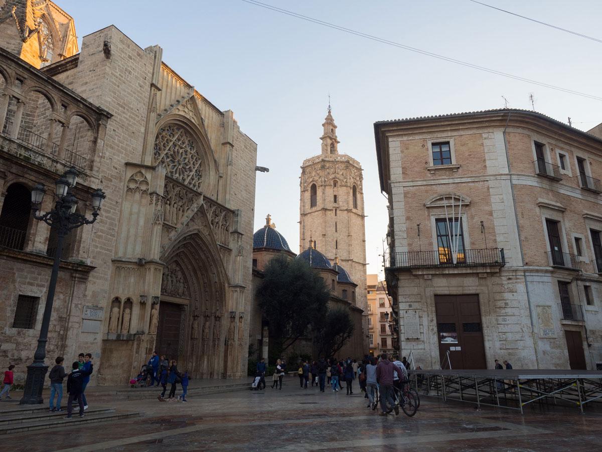 valencia kathedrale 4 - Valencia erkunden - Reiseplanung, Highlights, Ausflugstipps