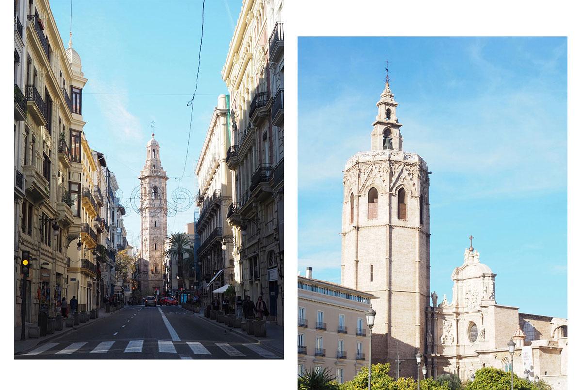 valencia türme - Valencia erkunden - Reiseplanung, Highlights, Ausflugstipps