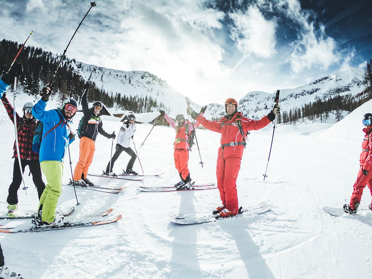 zauchensee tiefschneefahren - Schnee, Spaß & Abenteuer in der Salzburger Sportwelt im Salzburger Land