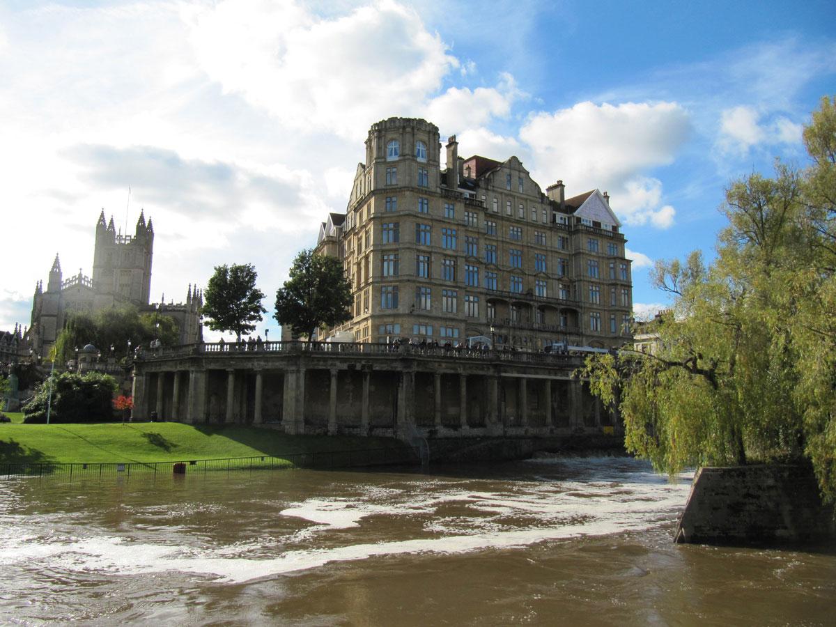 bath england tagesausflug london 4 - Die 5 schönsten Tagesausflüge von London