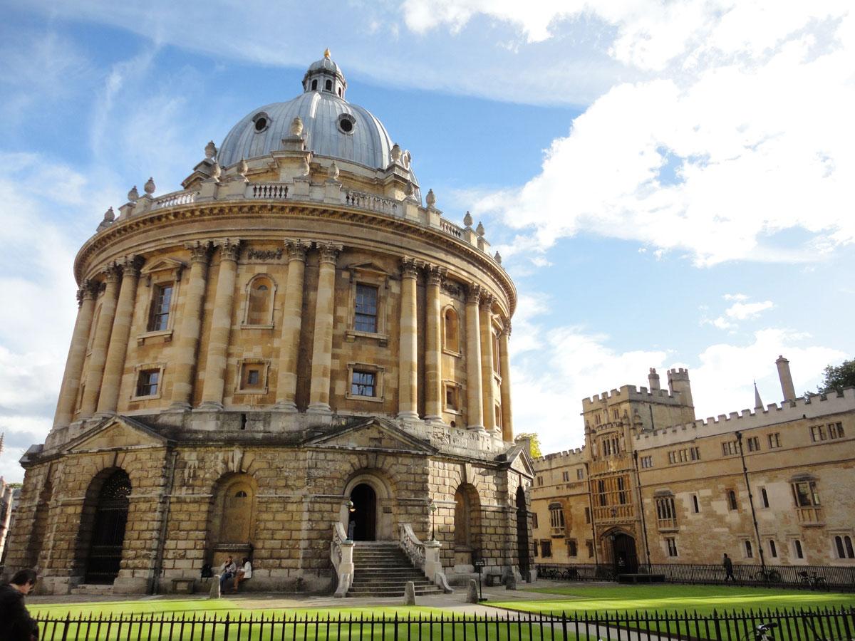 bodleian library oxford tagesausflug london - Die 5 schönsten Tagesausflüge von London