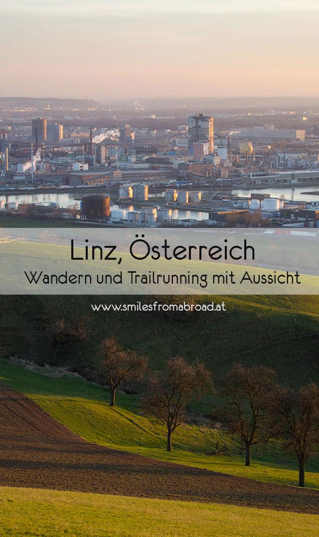 linz trailrunning wandern pinterest - 6 Wander- und Trailrunning Strecken in Linz, Oberösterreich