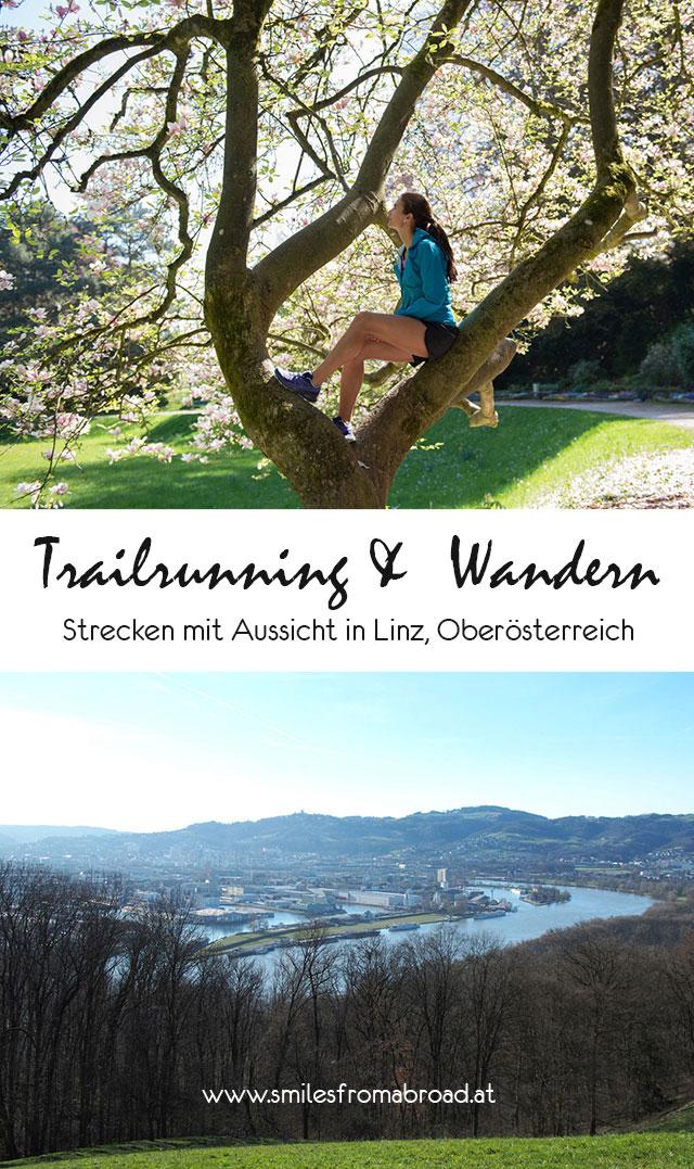 linz trailrunning wandern pinterest2 - 6 Wander- und Trailrunning Strecken in Linz, Oberösterreich