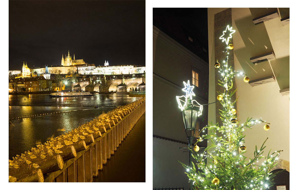 prag weihnachten - Silvesternacht und Weihnachtsmärkte in Prag