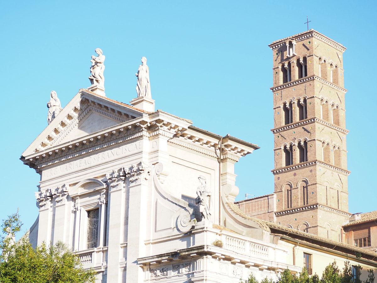 rom forum romanum 5 - Spaziergang durch Rom - Zu Fuß in Rom unterwegs - Sehenswertes und Reisetipps