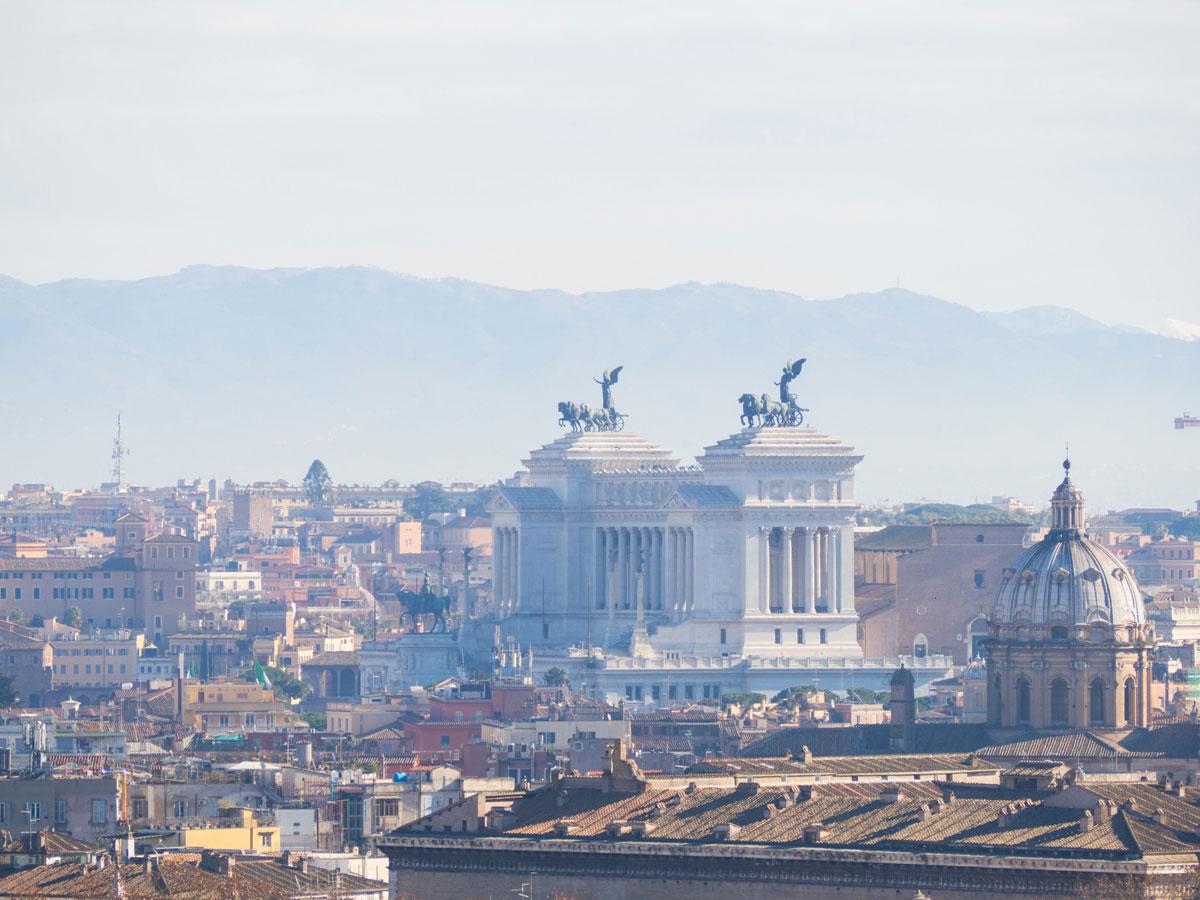 rom gianicolo huegel 2 - 6 Reisetipps, die deinen Rom Aufenthalt unvergesslich machen