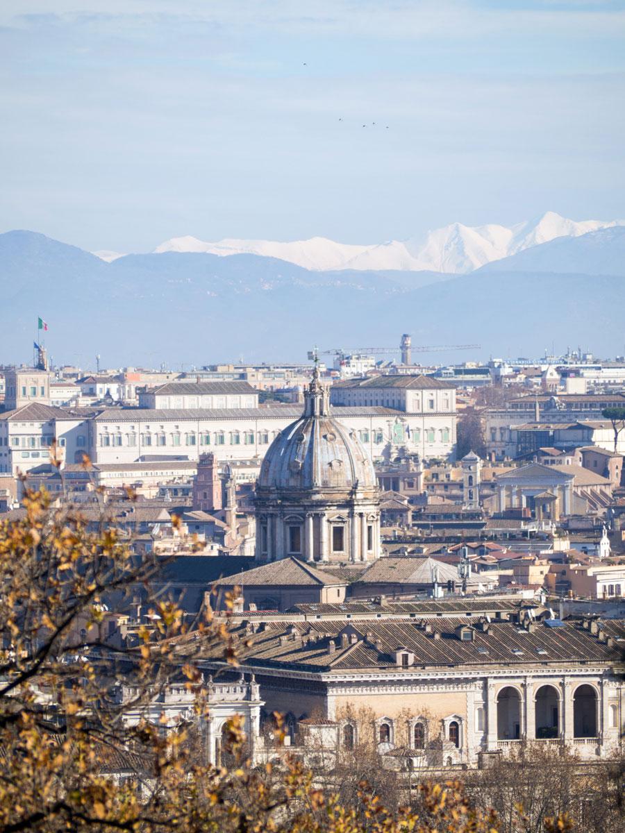 rom gianicolo huegel 3 - 6 Reisetipps, die deinen Rom Aufenthalt unvergesslich machen