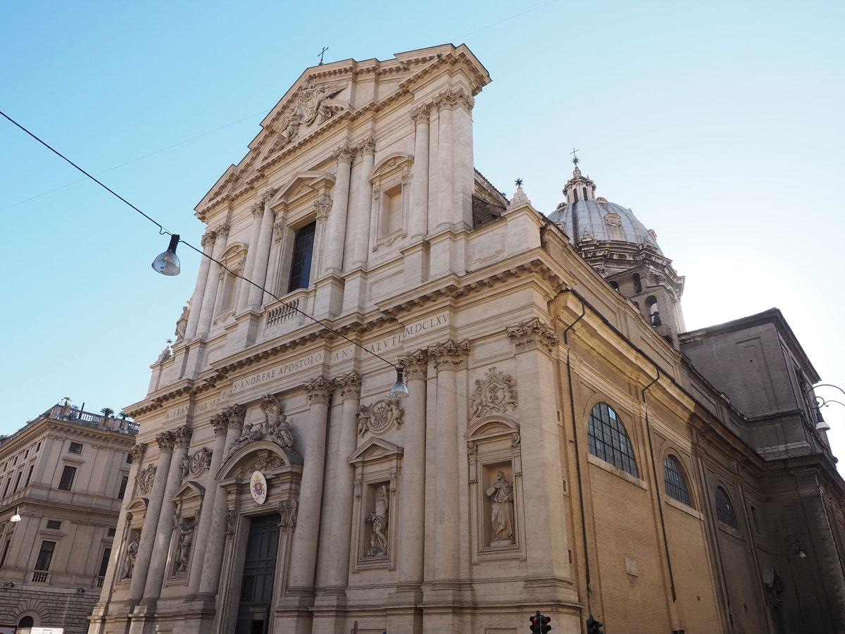 rom kirche - Spaziergang durch Rom - Zu Fuß in Rom unterwegs - Sehenswertes und Reisetipps