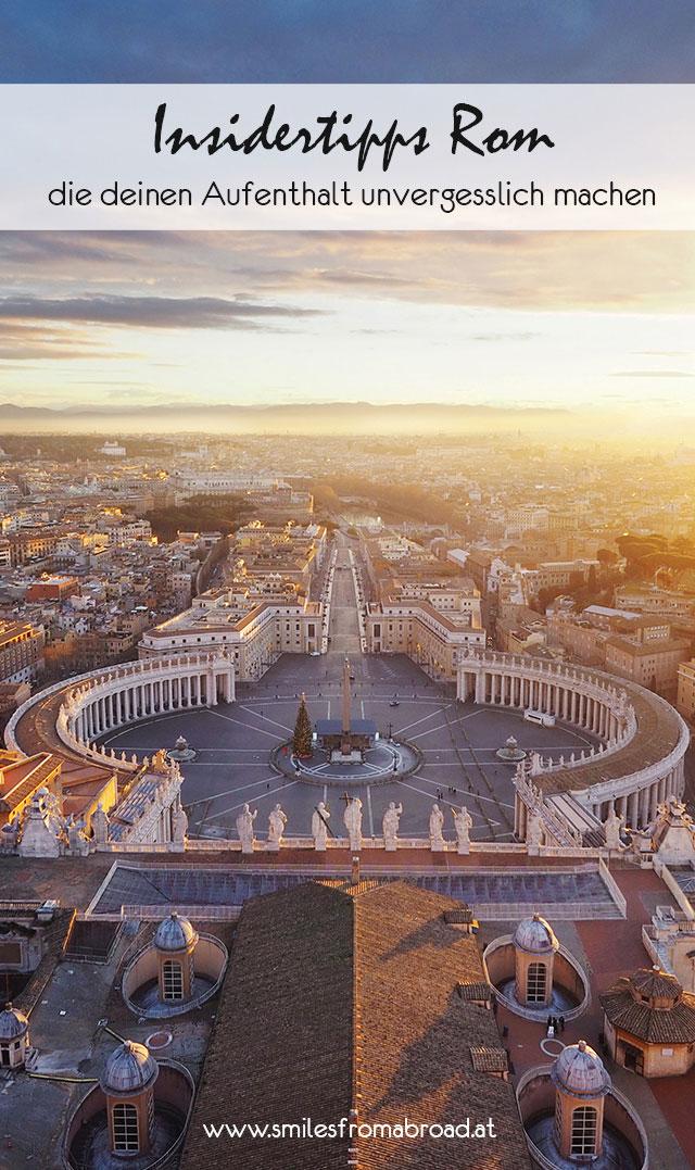 rom pinterest reisetipps - 6 Reisetipps, die deinen Rom Aufenthalt unvergesslich machen