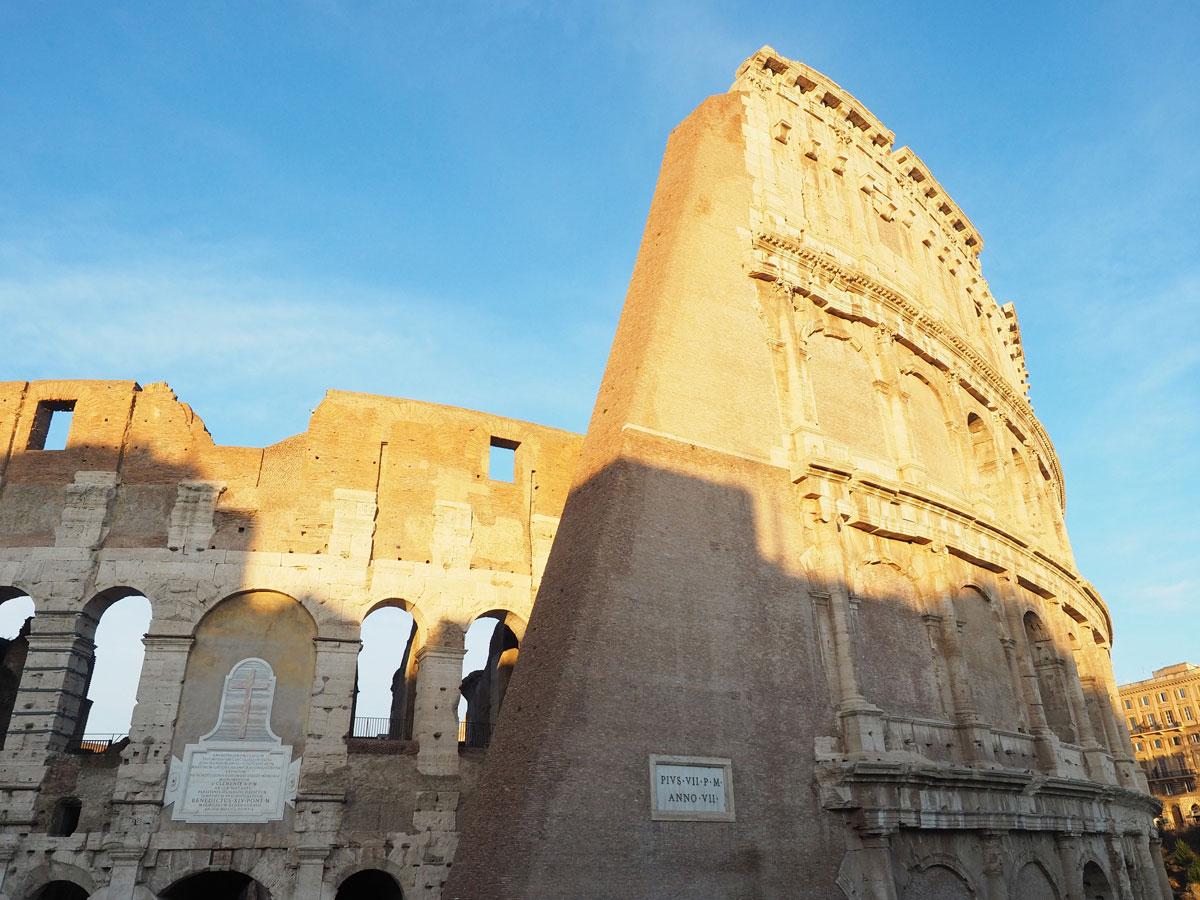 rom sonnenaufgang kolosseum 3 - 6 Reisetipps, die deinen Rom Aufenthalt unvergesslich machen