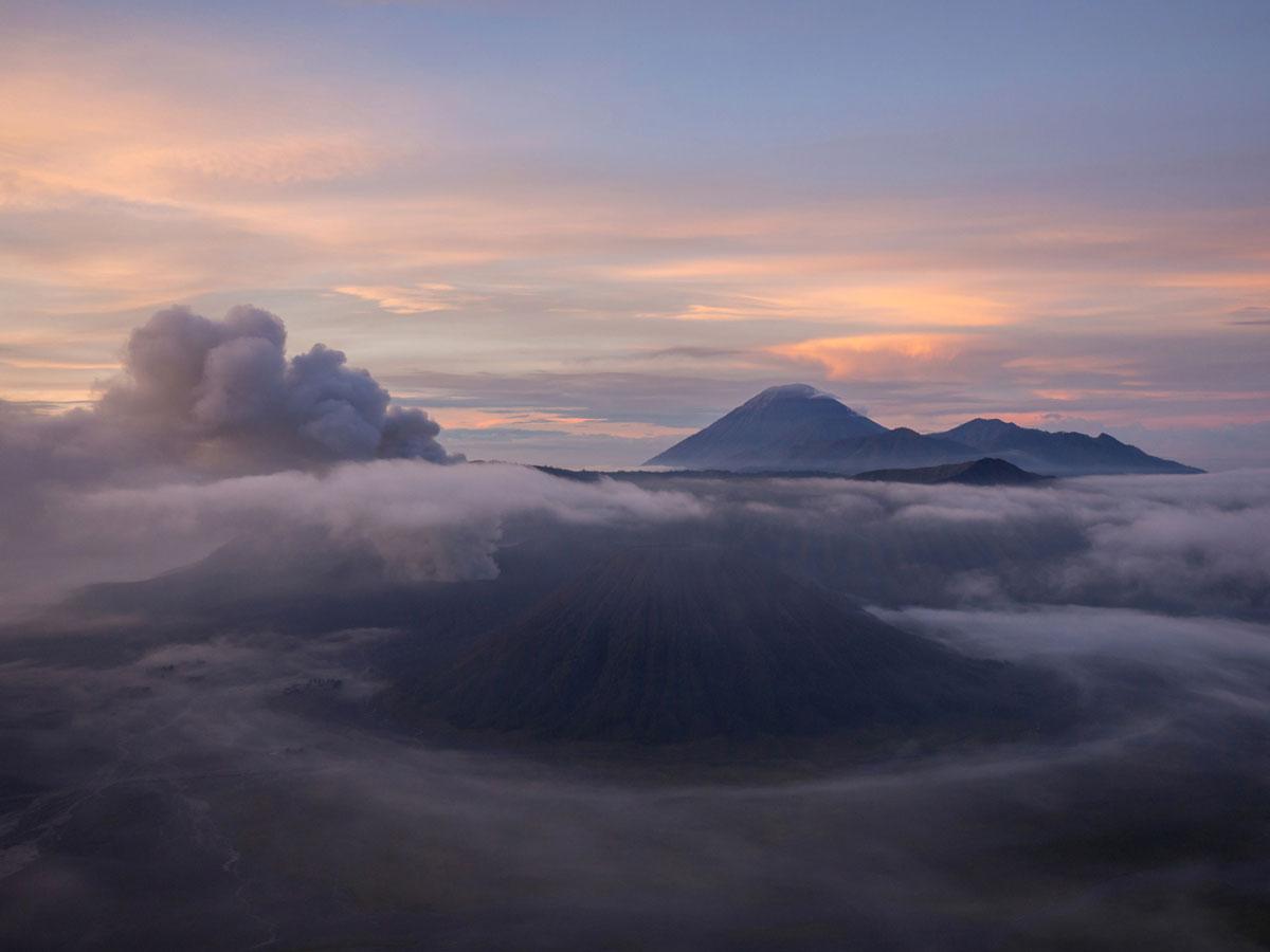 bromo java sonnenaufgang wandern selbst organisiert 63 - Sonnenaufgang und Sea of Sand beim Mt. Bromo - Wanderung auf eigene Faust