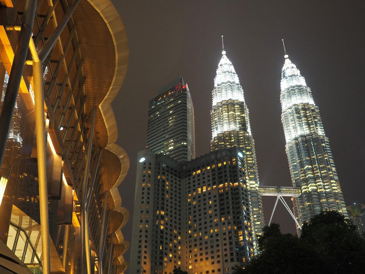 kuala lumpur klcc park 2 1 - Highlights für einen Stopover in Kuala Lumpur – Was ihr in 24 Stunden unbedingt sehen müsst