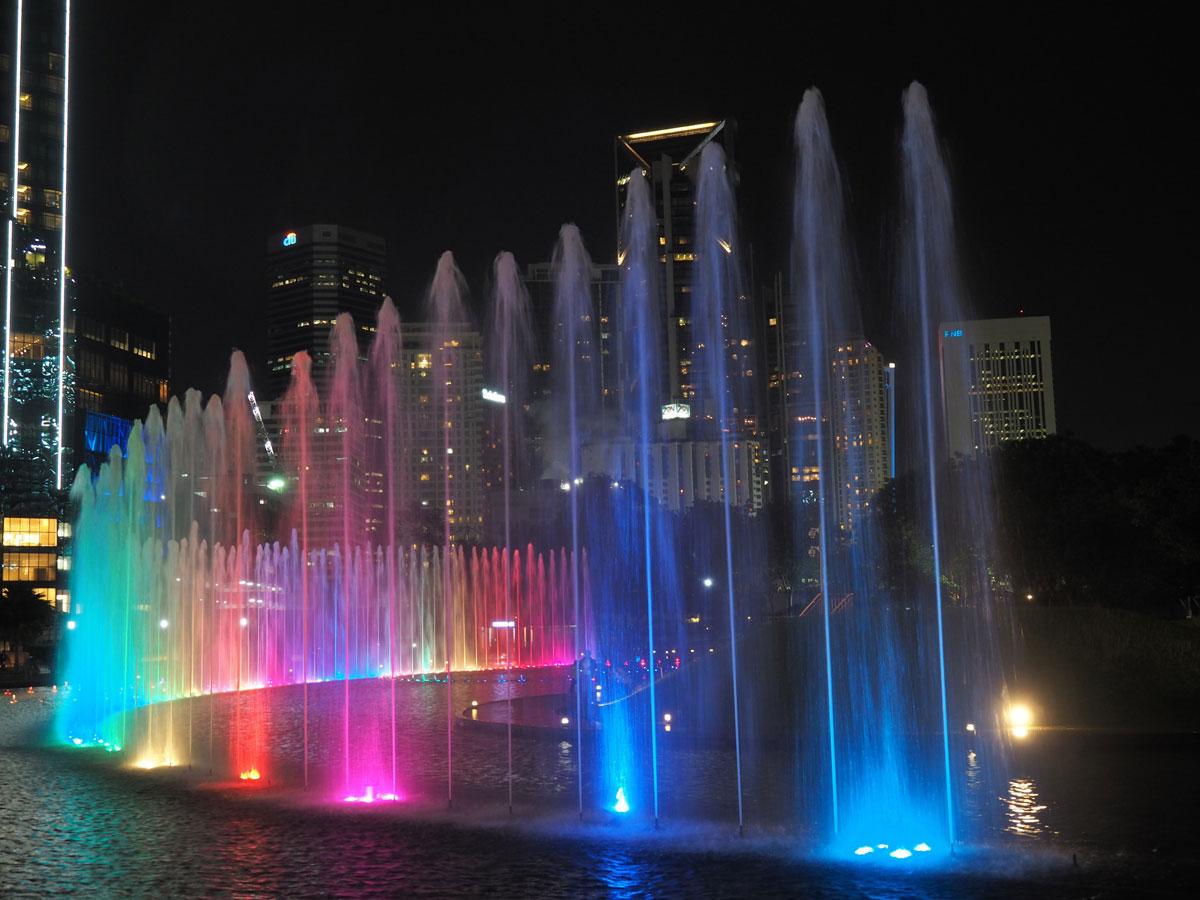 kuala lumpur klcc park 3 1 - Highlights für einen Stopover in Kuala Lumpur – Was ihr in 24 Stunden unbedingt sehen müsst