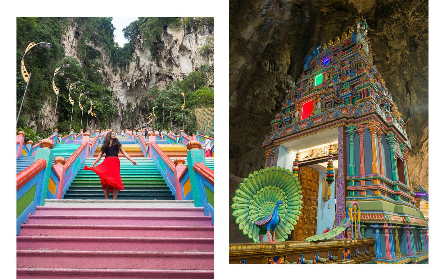 kuala lumpur malaysien batu caves 7 - Highlights für einen Stopover in Kuala Lumpur – Was ihr in 24 Stunden unbedingt sehen müsst