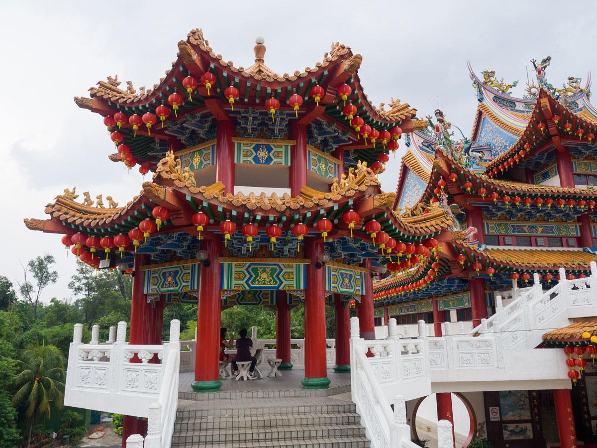 kuala lumpur malaysien thean hou temple 1 - Highlights für einen Stopover in Kuala Lumpur – Was ihr in 24 Stunden unbedingt sehen müsst