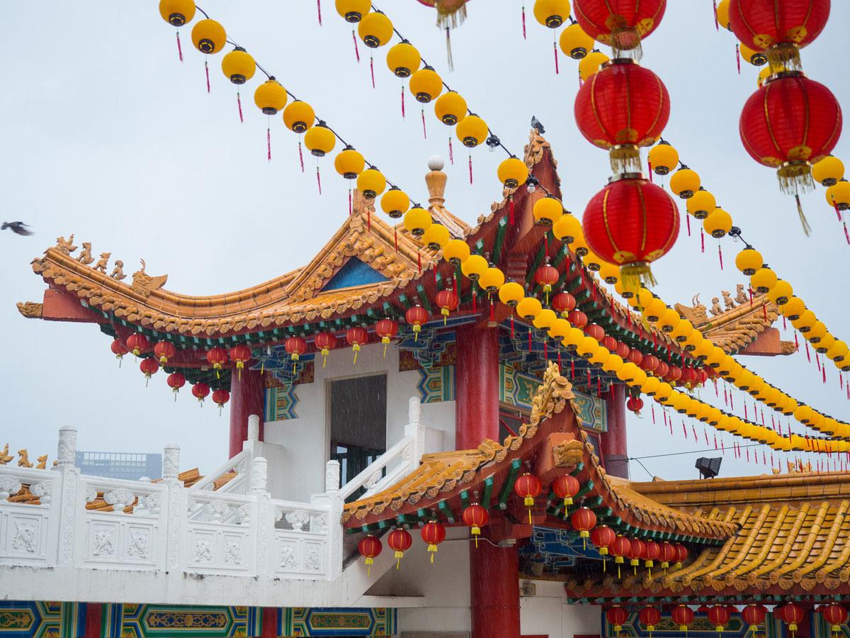 kuala lumpur malaysien thean hou temple 4 - Highlights für einen Stopover in Kuala Lumpur – Was ihr in 24 Stunden unbedingt sehen müsst