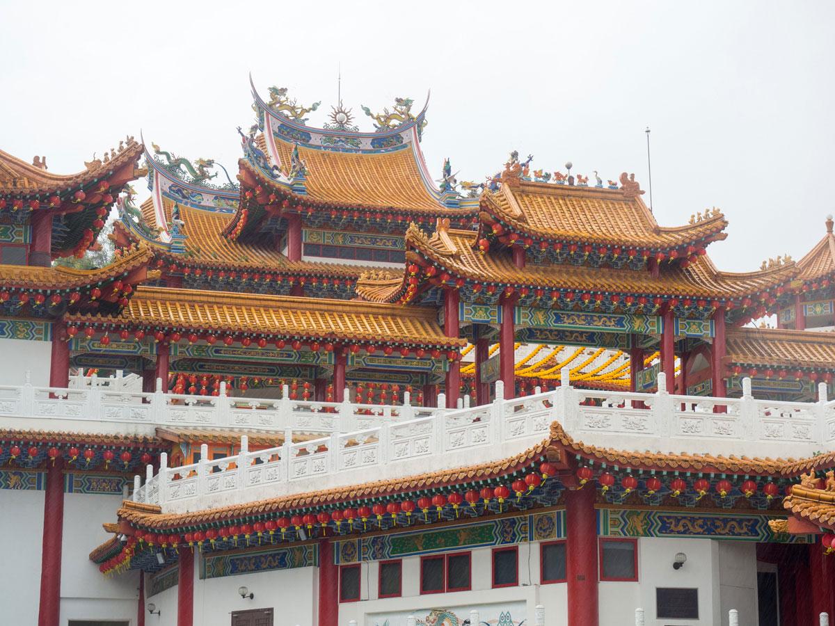 kuala lumpur malaysien thean hou temple 5 - Highlights für einen Stopover in Kuala Lumpur – Was ihr in 24 Stunden unbedingt sehen müsst