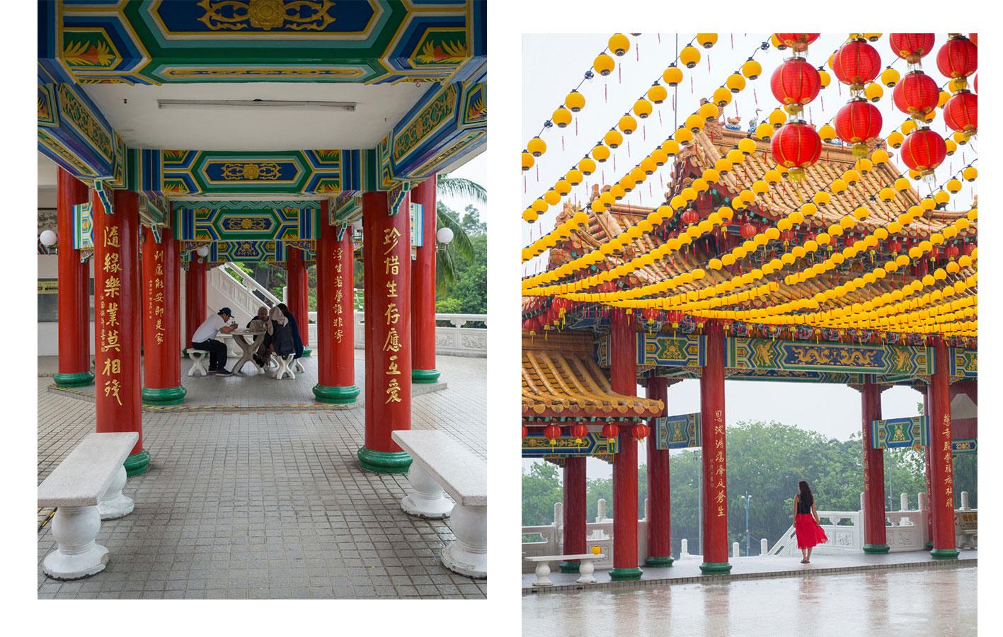 kuala lumpur malaysien thean hou temple 7 - Highlights für einen Stopover in Kuala Lumpur – Was ihr in 24 Stunden unbedingt sehen müsst