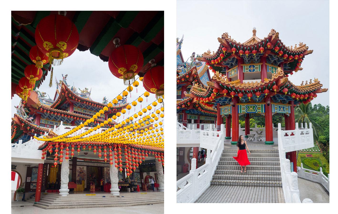 kuala lumpur malaysien thean hou temple 8 - Highlights für einen Stopover in Kuala Lumpur – Was ihr in 24 Stunden unbedingt sehen müsst