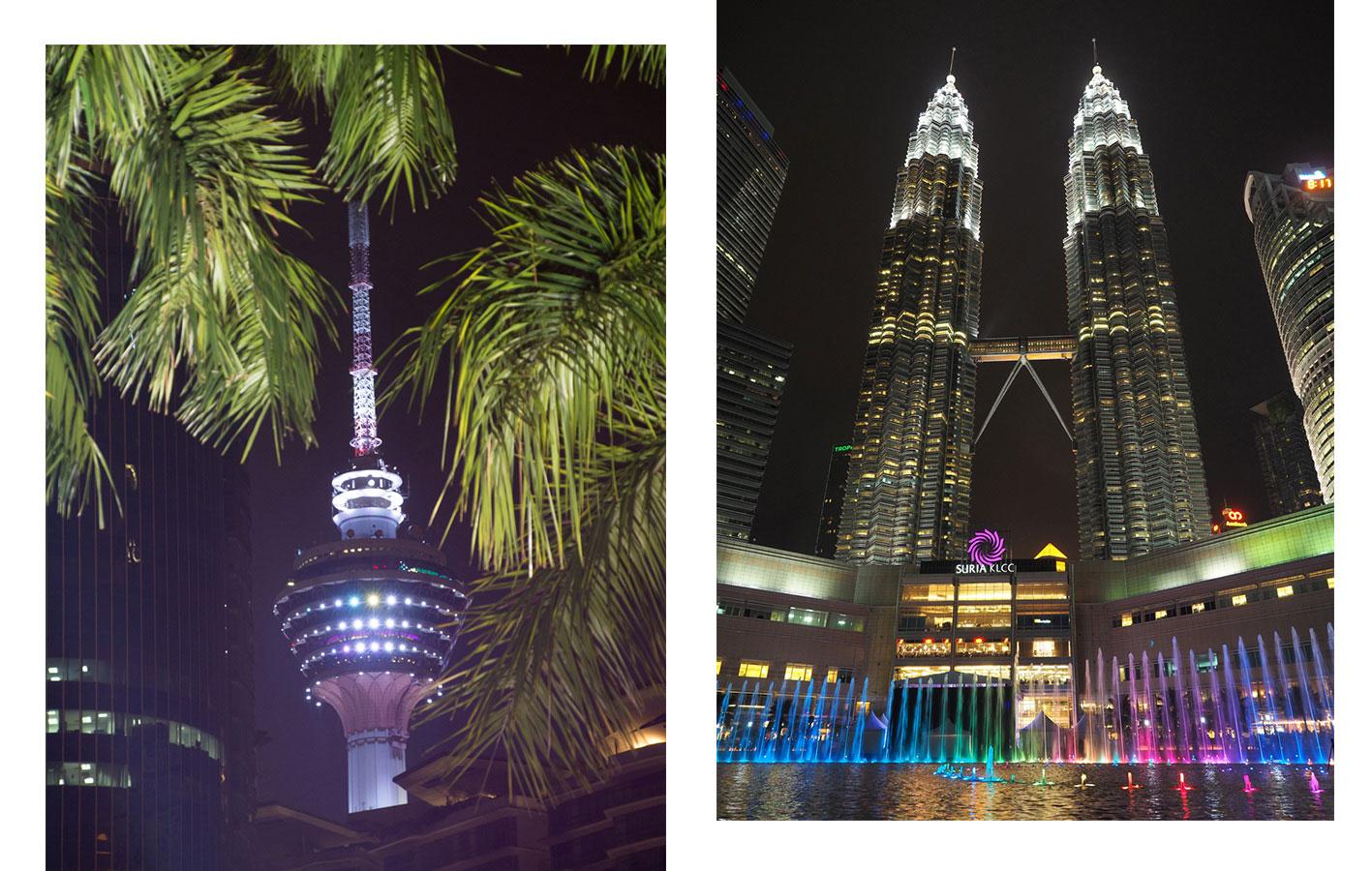 kuala lumpur petronas twin towers 1 - Highlights für einen Stopover in Kuala Lumpur – Was ihr in 24 Stunden unbedingt sehen müsst