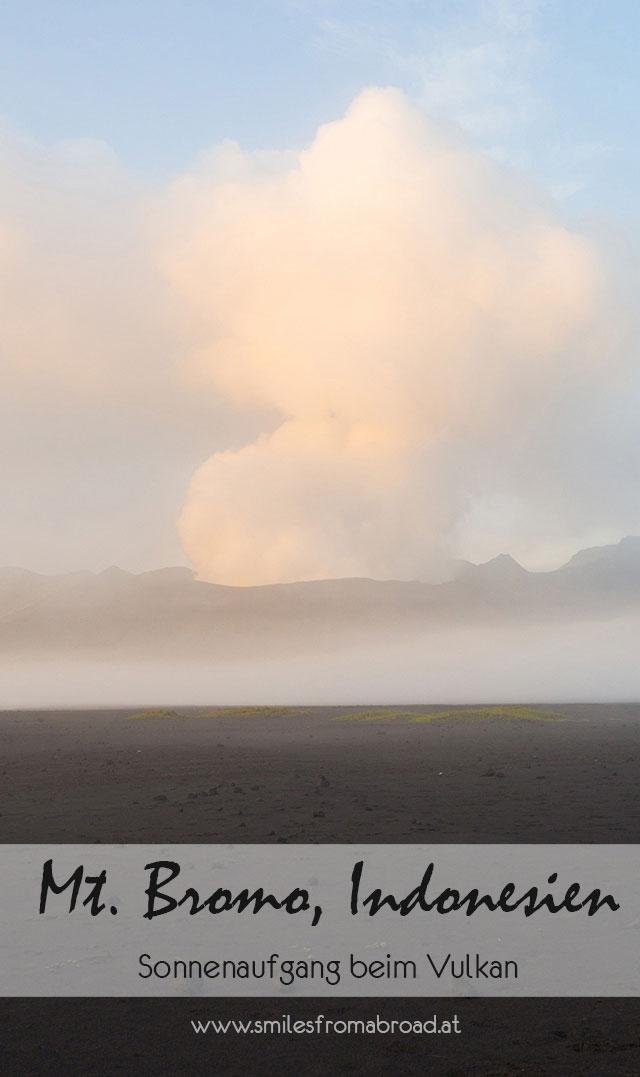 bromo sonnenaufgang pinterest2 - Sonnenaufgang und Sea of Sand beim Mt. Bromo - Wanderung auf eigene Faust